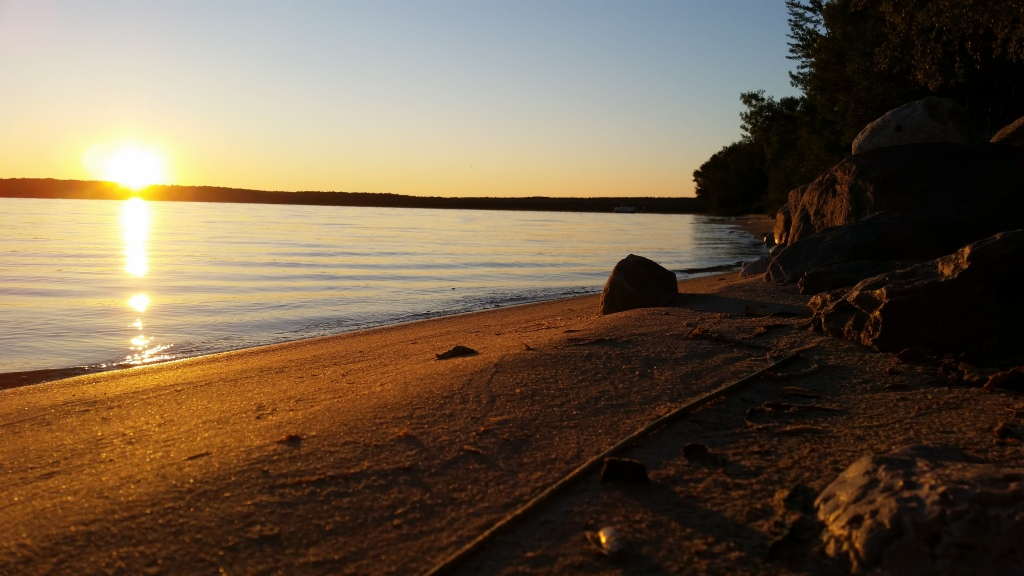 Big Lake Campground - Curtis, Michigan