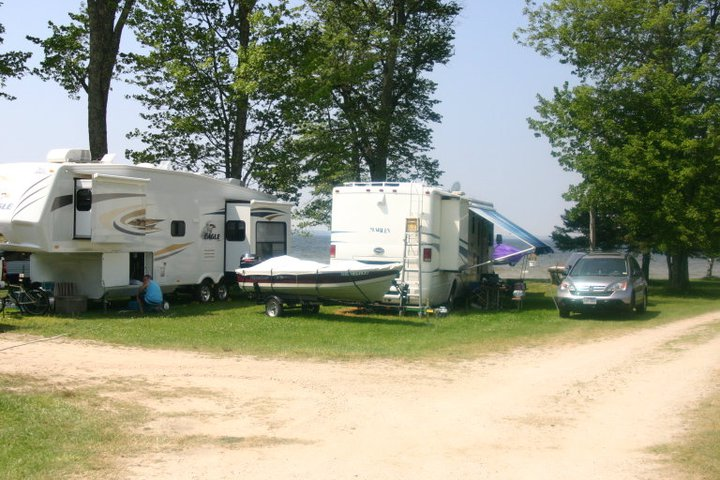 Lot 4 & 5 Camp Sites
