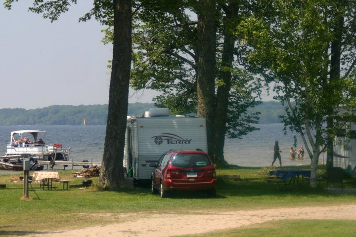 Lot #3 - Camping Sites at Big Lake Campground